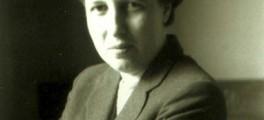 Elena Croce (1915-1994)